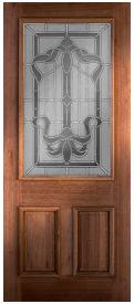 External Hardwood Glazed Door Range