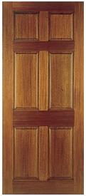Browse External Hardwood Unglazed Exterior Door Range