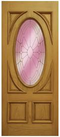 External Oak exterior doors