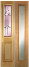 Browse External Oak Sidelights Exterior Door Range