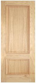 Browse Oak Raised Mouldings Doors