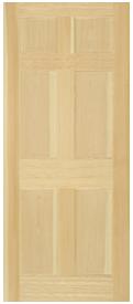 Browse Pine Raised Panel Doors