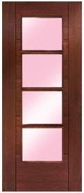 Browse Walnut ISEO Doors