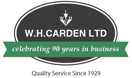 W.H. Carden Logo