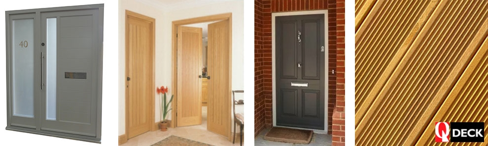 Beautiful door furniture - Karcher handles range 1