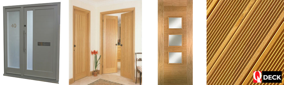 WH Carden - Quality Doors Banner Image